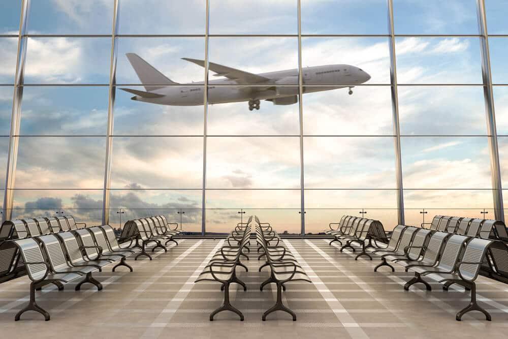 Olej CBD na lotnisku i w podróży samolotem