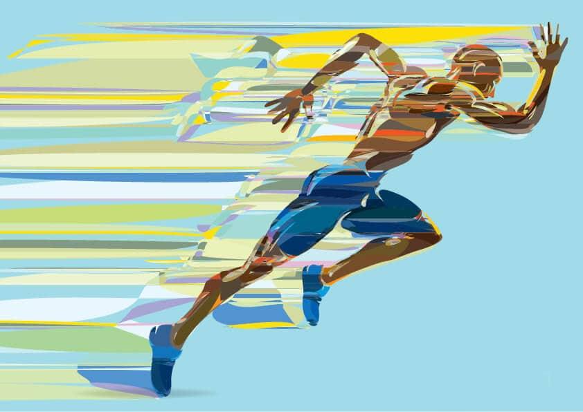 euforia biegacza - cbd a sport - flow - purehemp olej cbd