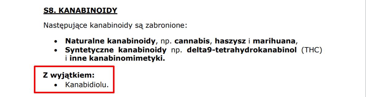 kannabidiol cbd polada