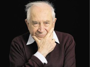 Raphael Mechoulam – pionier, naukowiec, odkrywca, profesor (5 min)