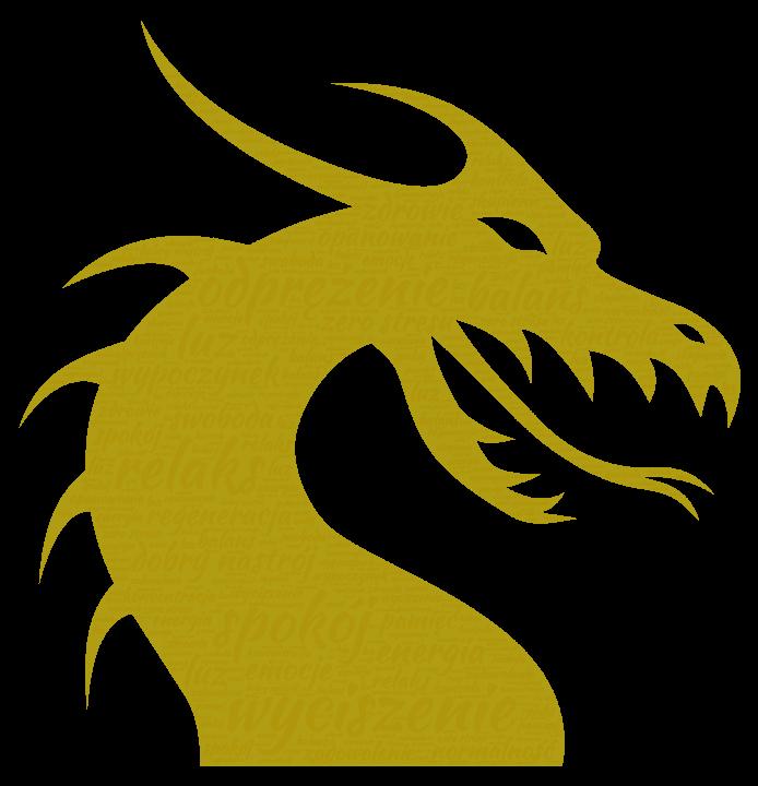 golden cbd dragon