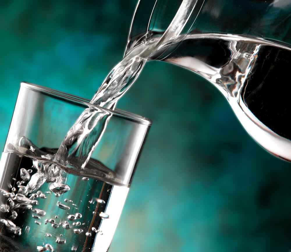 oczyszczanie organizmu wodą działa także na detox od marihuany
